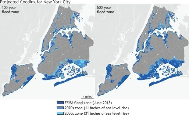 coastal resilience in us